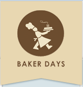 Baker Days Voucher Codes