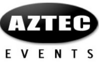 Aztec Events Voucher Codes