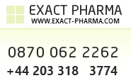Exact Pharma Voucher Codes