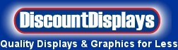 Discount Displays Voucher Codes