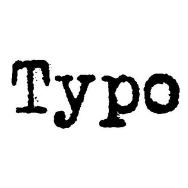 Typo Voucher Codes
