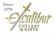 Excalibur Cutlery & Gifts Voucher Codes