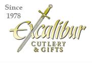 Excalibur Cutlery & Gifts Voucher Codes